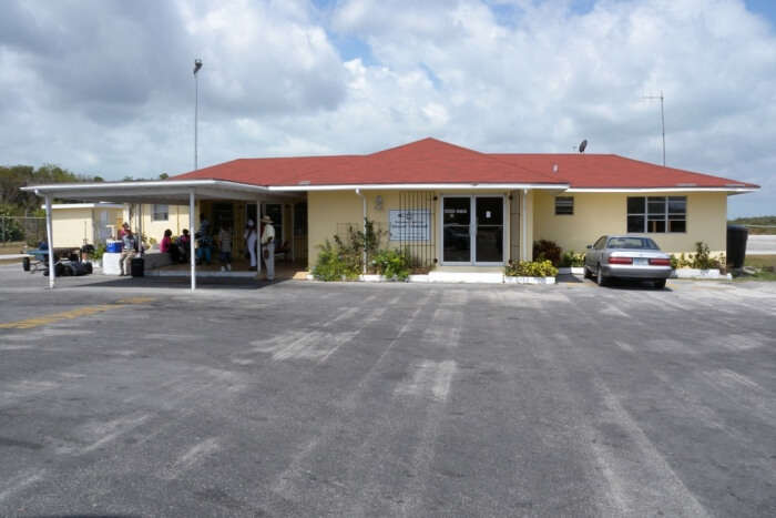 South Andros Airport