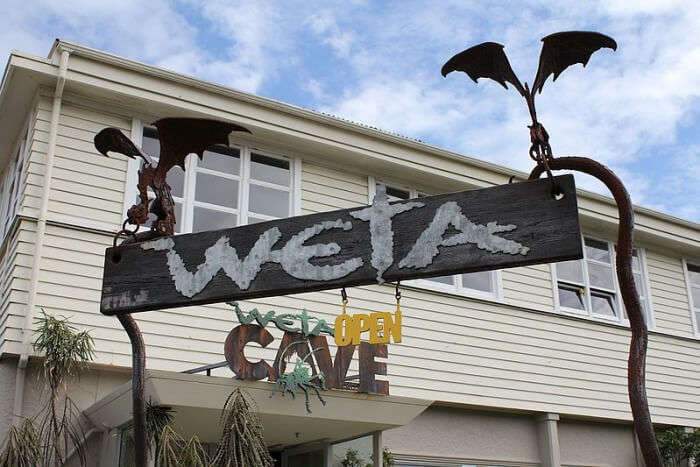 Spend an evening at Weta and have dinner at CoCo Restaurant