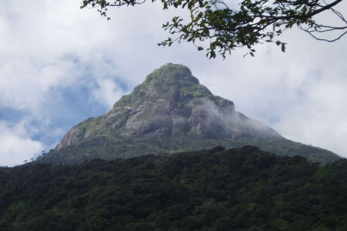 Sri Pada or Adam's Peak