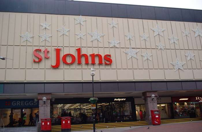 St. John's Shopping Centre