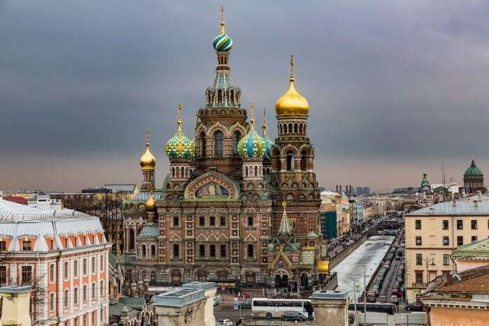 St. Petersberg