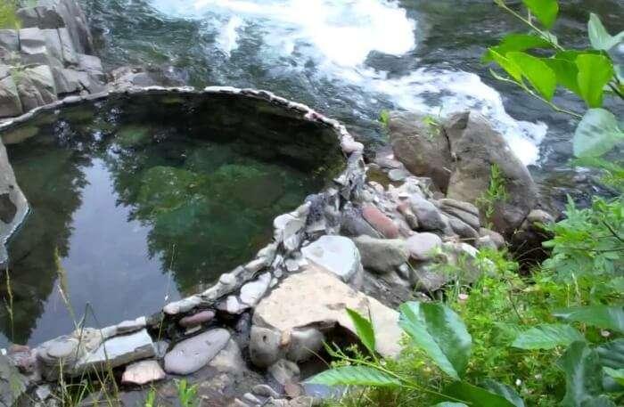 Steep Ravine Hot Spring