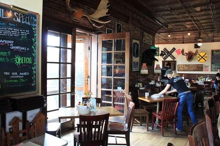 Stonewood Grill & Tavern
