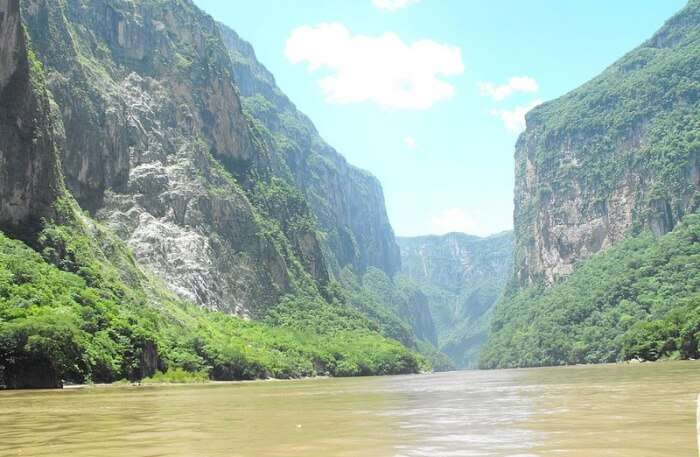 Sumidero Canyon National Park