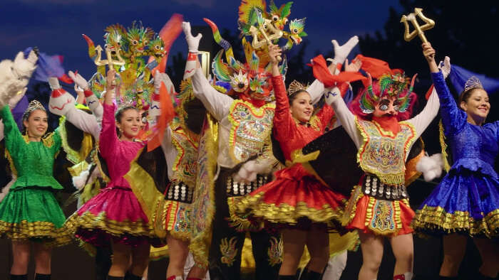 Summerfest International Folklore Festival