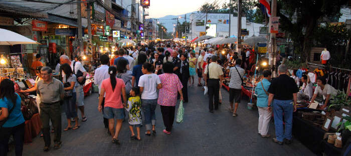 Sunday Walking Market