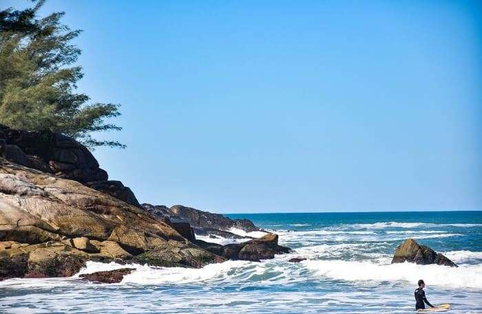 Florianopolis Water Summer Brazil Surf Beach Sea