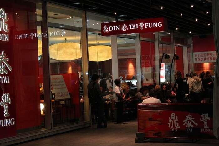 Sydney's Open Restaurants