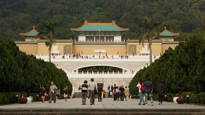 National Palace Museum taiwan