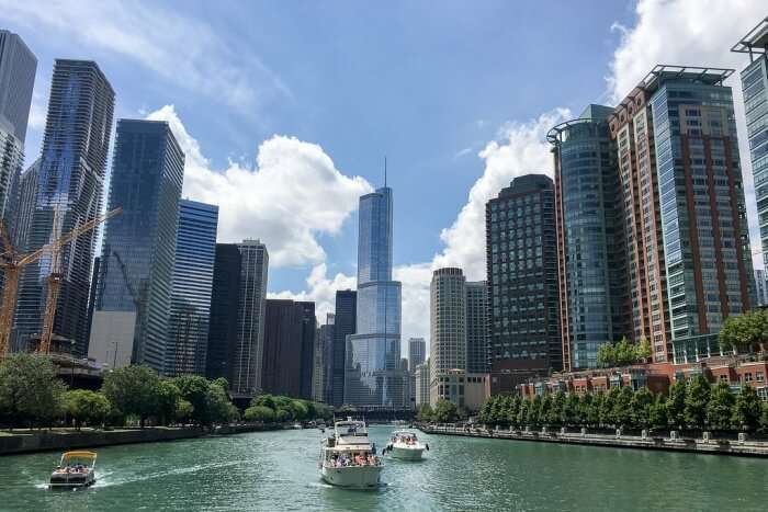 Take the Chicago Architecture River Cruise