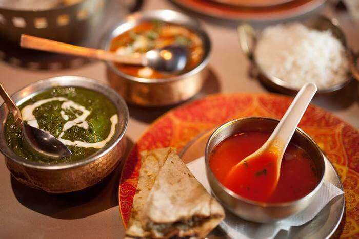 Tandoor and curry