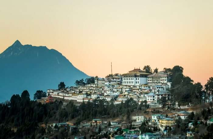 Temples And Monasteries