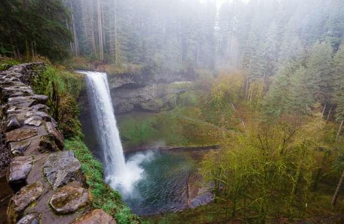 Ten Falls View