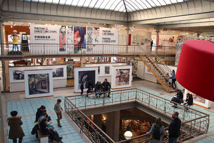 The Belgian Comic Strip Centre