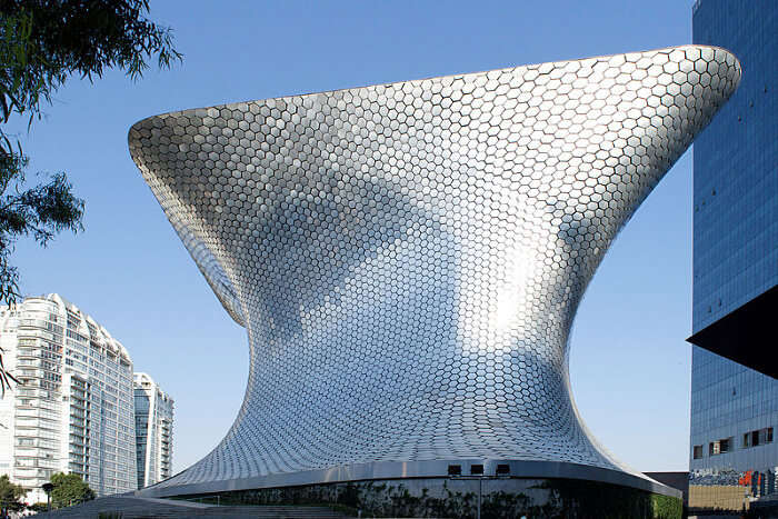 The Museo Soumaya