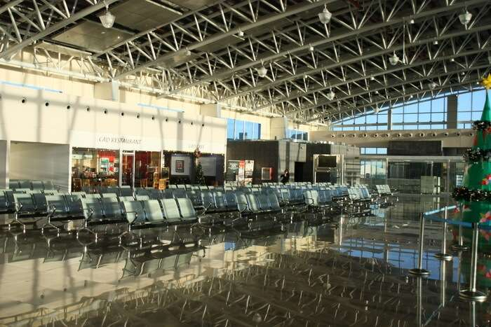 Most important Airports in Mexico