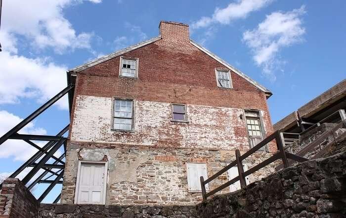 Pennsylvania Buildings Bethlehem History