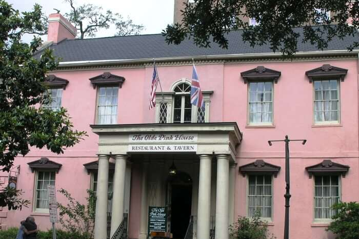 The-Olde-Pink-House-Savannah