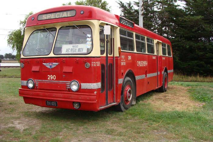 The Open Deck Bus Tour