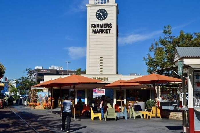 The Original Farmers Market and The Grove
