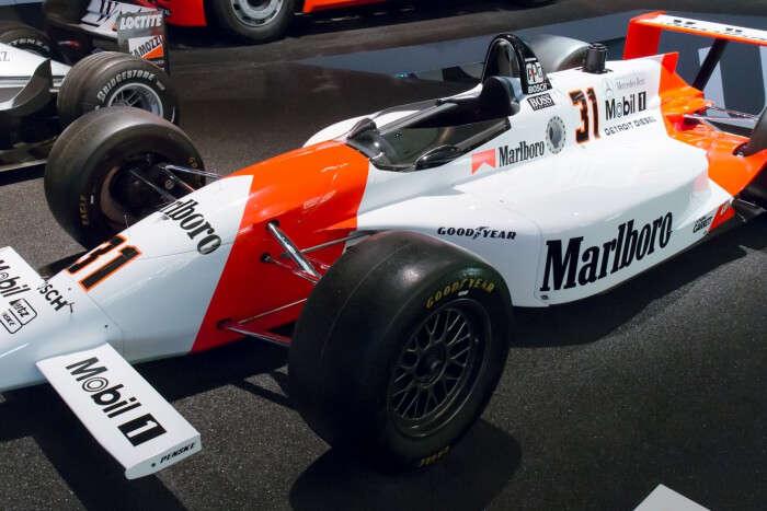 The Penske Racing Museum