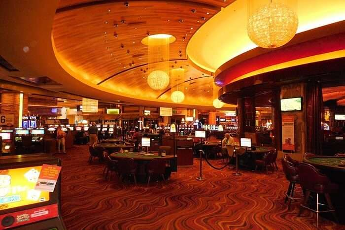 Beautiful casino
