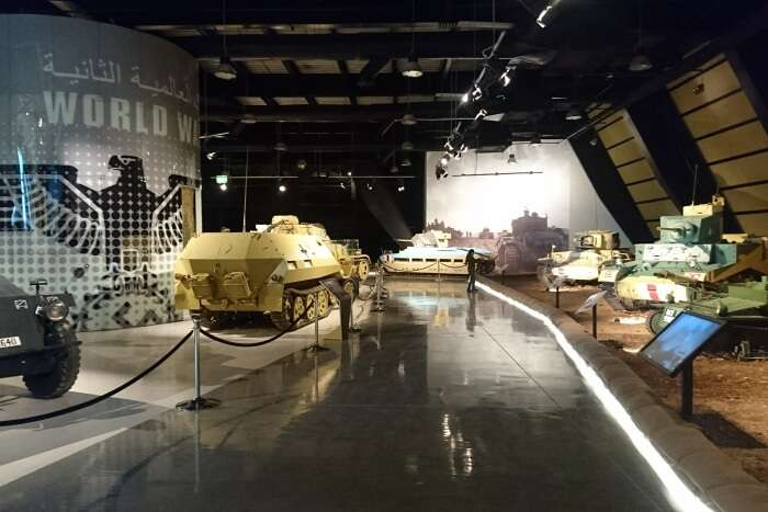 The Royal Tank Museum