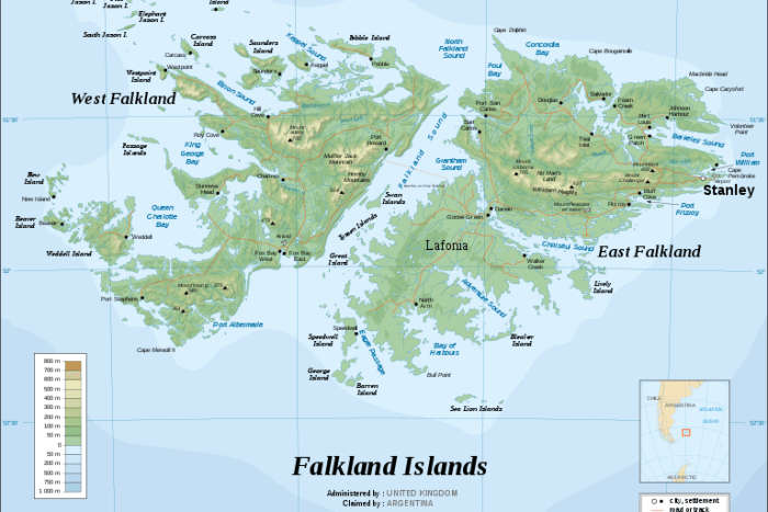 Things you need to know about Falkland Islands