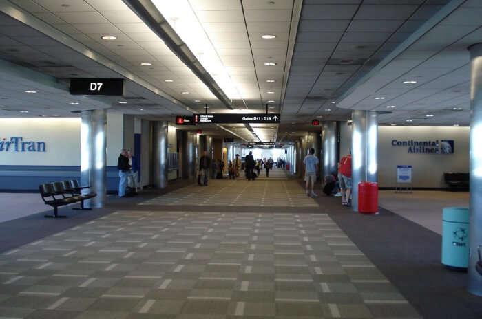 Thurgood Marshall Airport