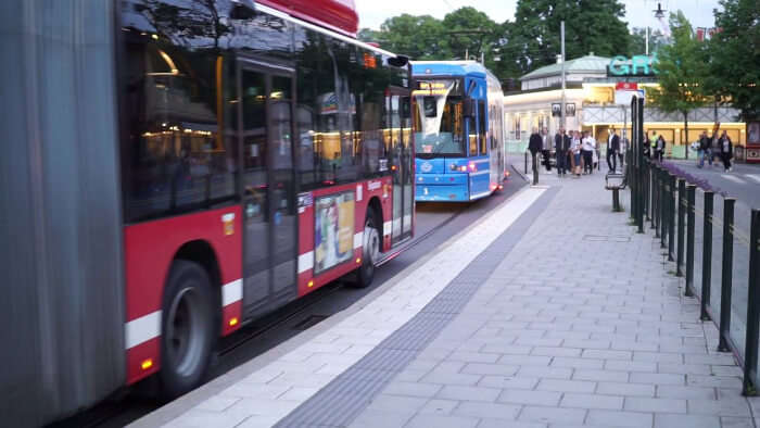 Transportation And Sightseeing