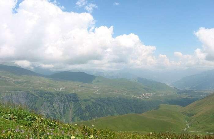 Keli Plateau