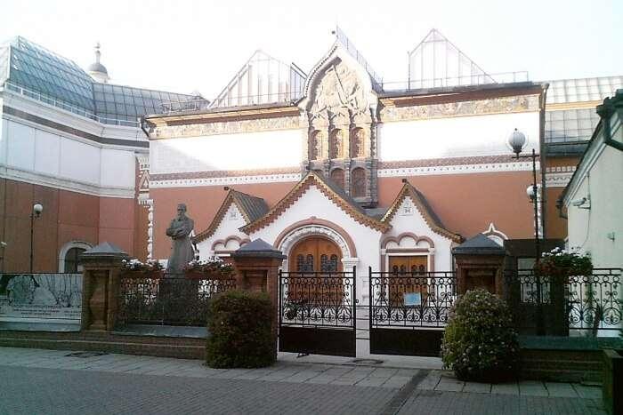 Tretyakov-Gallery