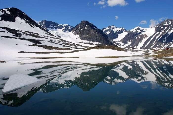 Tundra Regions