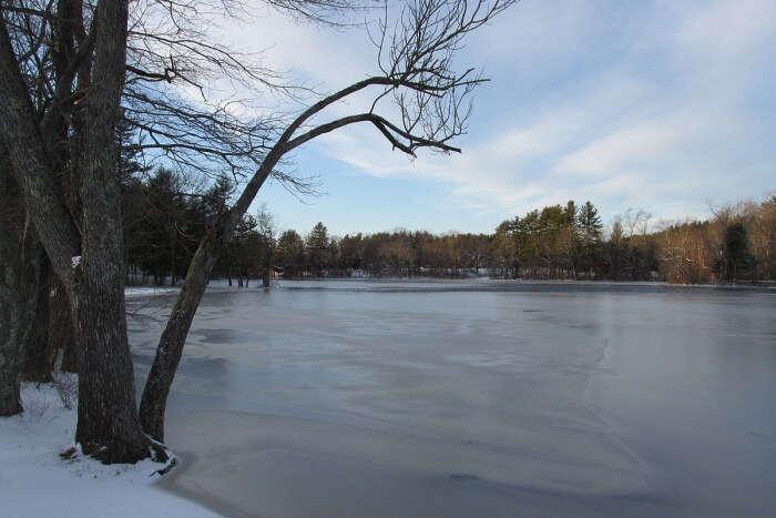 Tuxbury Pond
