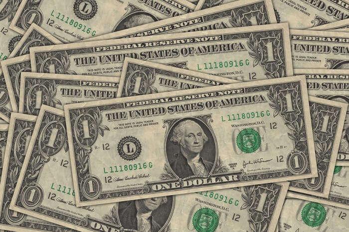 Franklin Currency Money Seem Us-dollar Dollar