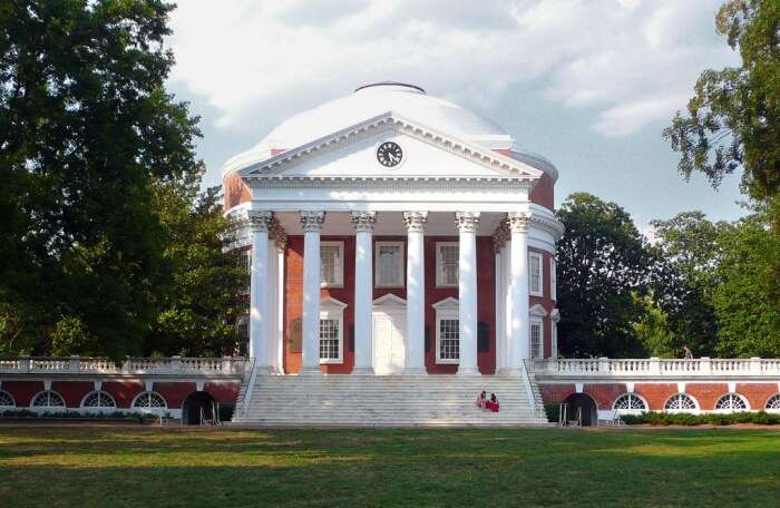 University of Virginia Historical Tours
