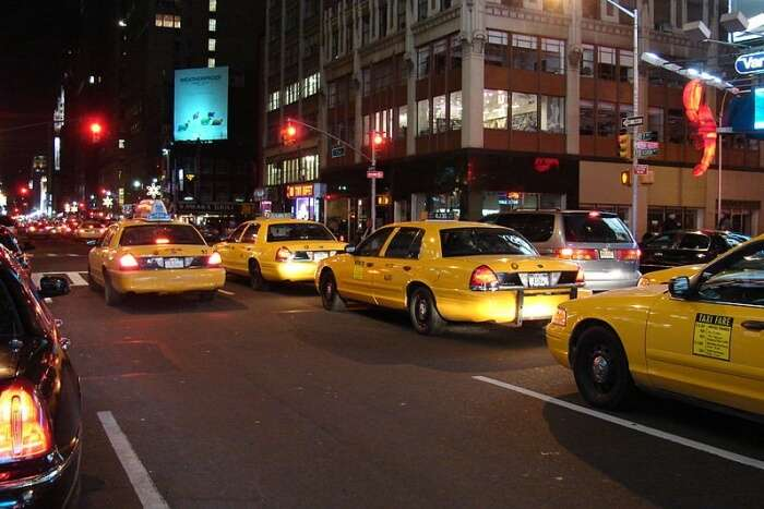 Use Cab to avoid the problem of parking