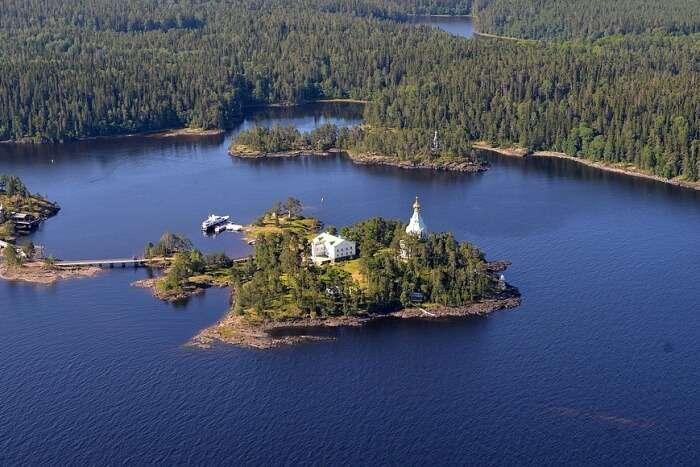 Valaam Archipelago