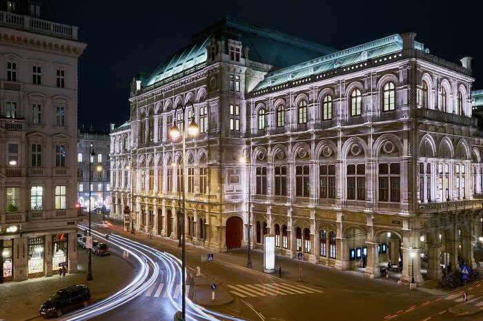 Vienna to Zurich