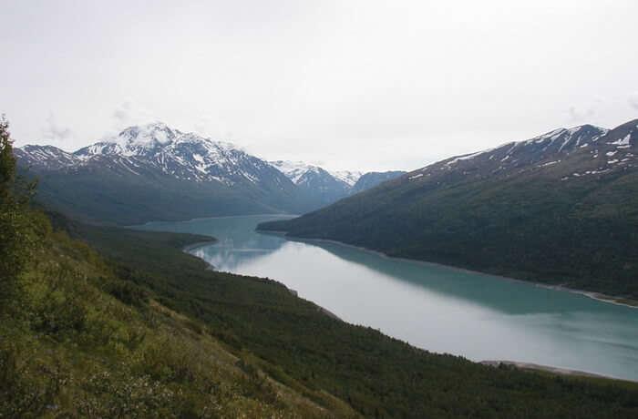Visit Lake Eklutna