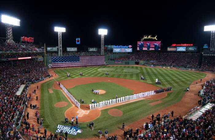 Visit The Fenway Park