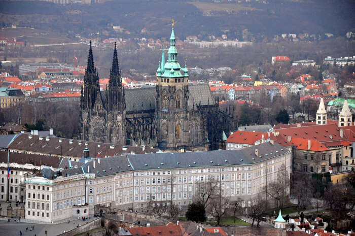 Visit The Prague Castle
