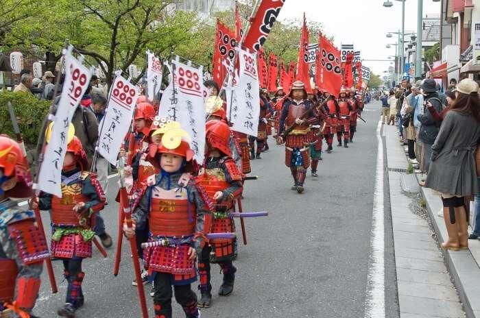 Visit Yokote for the Kamakura