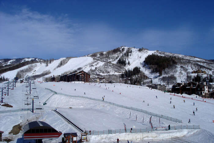 Visit a Ski Resort