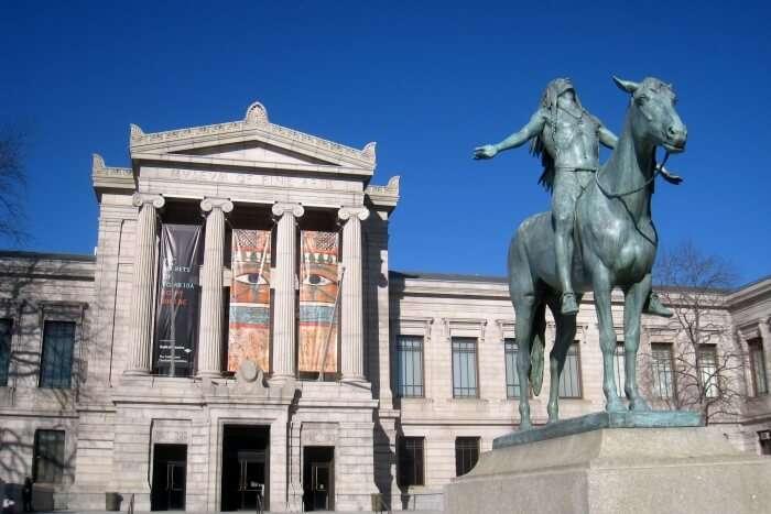 Visit the Boston Museum