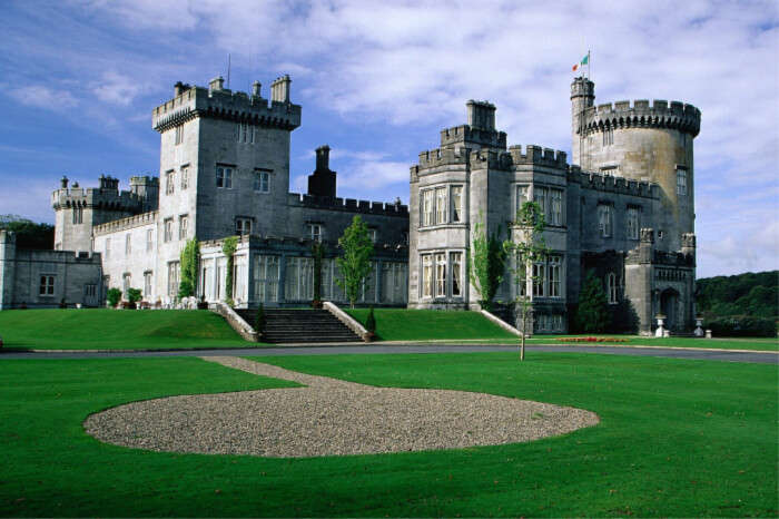 Visit the Dromoland Castle