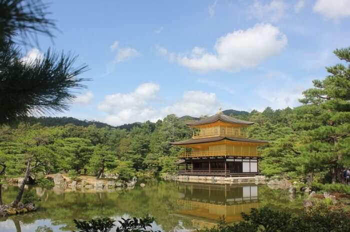 Visit the Rokuon-ji Temple