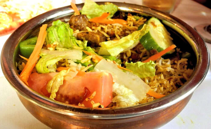 Warung Goa Food
