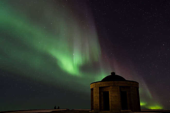 Watch The Northern Lights