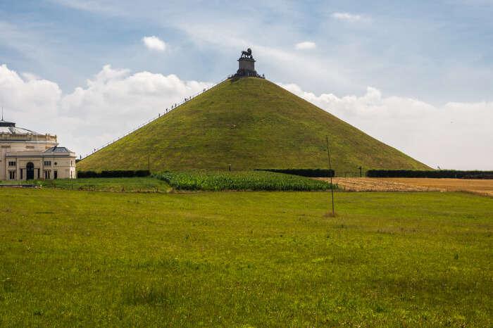 Waterloo War Zone in Belgium